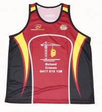 Singlets (Sublimated)
