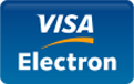 We accept Visa Electron
